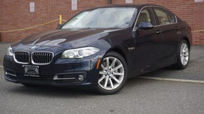 2015 BMW 5-Series 4dr Sdn 535i xDrive AWD (Blue)