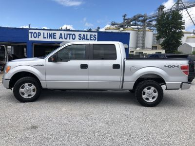 2013 Ford F-150 King Ranch (Silver)