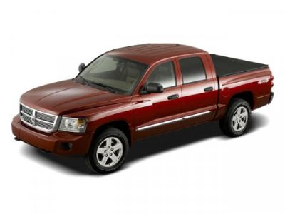 2008 Dodge Dakota SXT (Mineral Gray Metallic)