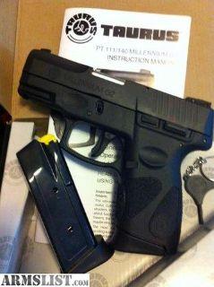 For Sale/Trade: BNIB Taurus PT111 G2 9mm