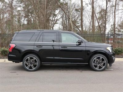 2019 Ford Expedition Limited 4x2 (Black)