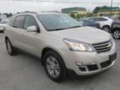 Used 2017 CHEVROLET TRAVERSE For Sale