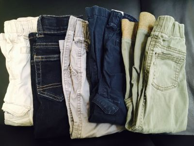 Toddler Boy Pants/Jeans Lot 3T