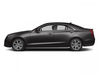 2013 Cadillac ATS 2.5L Luxury (Black Raven)