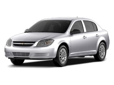 2010 Chevrolet Cobalt LT (Silver Ice Metallic)