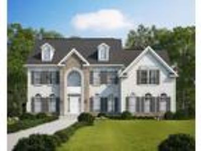 The Hampton by Classic Homes of Maryland : Plan to be Built