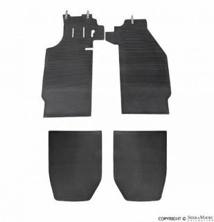Buy Rubber Floor Mat Set, Porsche 911/912 (65-68), 902.551.011.20/902.551.012.20 motorcycle in Pasadena, California, United States, for US $540.14