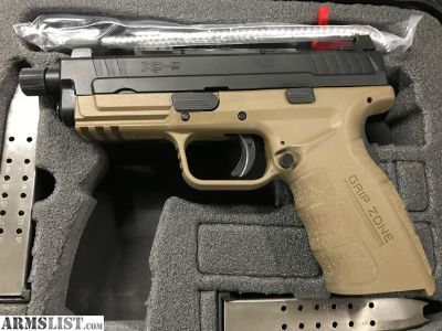 For Sale: Springfield Armory XD