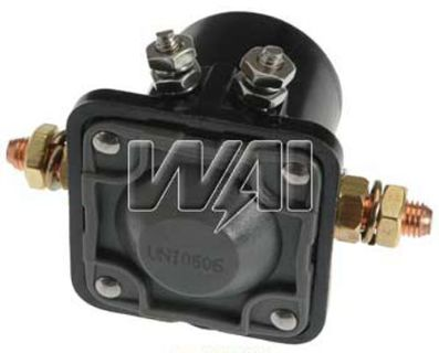 Purchase STARTER SOLENOID RELAY OMC MARINE JOHNSON EVINRUDE OUTBOARD motorcycle in La Habra, California, United States, for US $15.65
