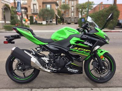 2018 Kawasaki Ninja 400 KRT Edition Sport Motorcycles Marina Del Rey, CA