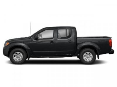 2019 Nissan Frontier PRO-4X (Magnetic Black Pearl)