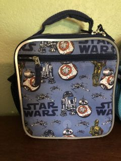 Pottery Barn Kid s Star Wars Droids lunch box
