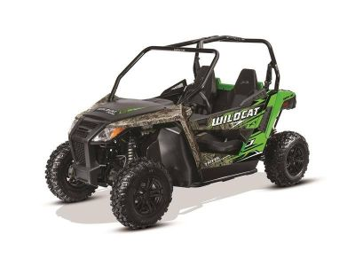 2017 Arctic Cat Wildcat Trail XT EPS Sport-Utility Utility Vehicles Sandpoint, ID