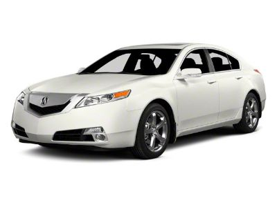 2011 Acura TL w/ Technology Package (Silver)