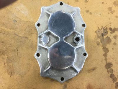 Find HALIBRAND V-8 QUICK CHANGE COVER TORRANCE CITY CA. HOT ROD / RAT ROD motorcycle in Cleveland, Ohio, United States, for US $250.00