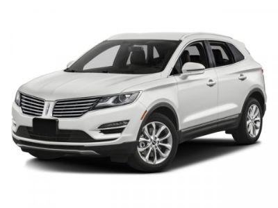 2017 Lincoln MKC Select (White)
