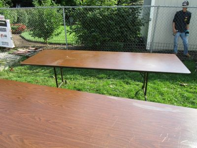 2 Rectangle Tables
