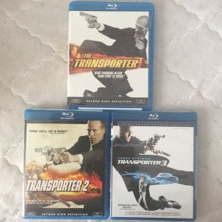 BlueRay: Transporter 1-3