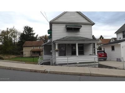 2 Bed 1 Bath Foreclosure Property in Wilkes Barre, PA 18705 - 1st St