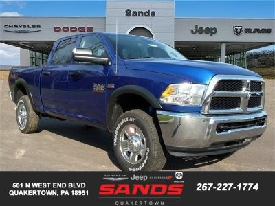 2018 RAM RSX Tradesman (Blue Streak Pearl Coat Paint)