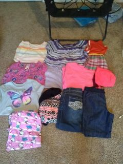 MISC SIZE 10/12 GIRLS CLOTHES