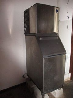 Manitowoc SY0424A Ice Machine w/ Bin RTR#8023568-08