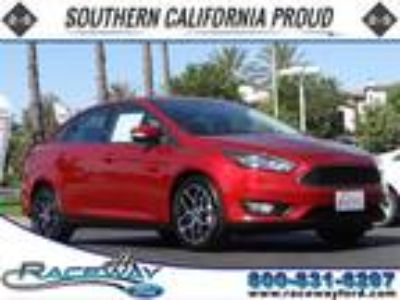 used 2018 Ford Focus for sale.