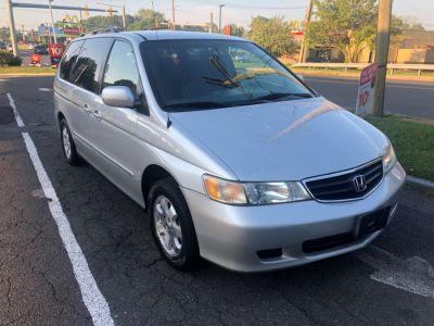 2004 Honda Odyssey EX (Starlight Silver Metallic)