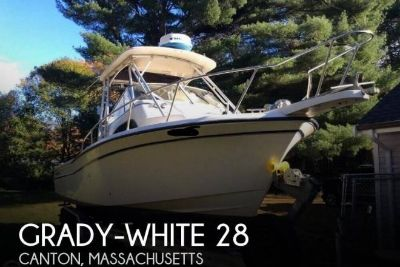 2004 Grady White 282 Sailfish