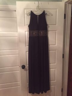 Bridesmaid or evening gown