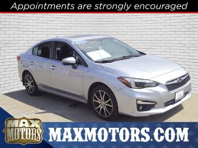 2017 Subaru Impreza Limited (Ice Silver Metallic)