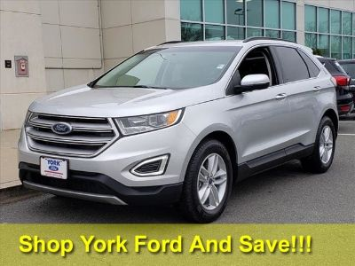 2018 Ford Edge (Ingot Silver)