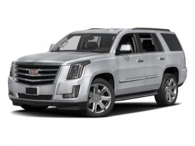 2017 Cadillac Escalade Base (Radiant Silver Metallic)