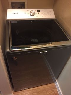 Like new May tag washer and dryer!