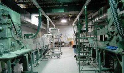 Triboelectrostatic Mineral Separator