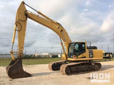 2015 Komatsu PC360LC-10 Track Excavator