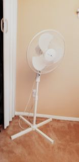 Standing/Rotating Fan with Speeds