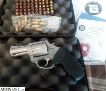 For Sale: Charter Arms Pitbull .45 ACP Revolver