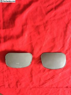 Porsche 911 fog light covers