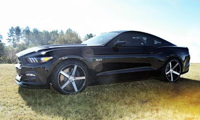 2015 Ford Mustang GT COUPE (BLACK)