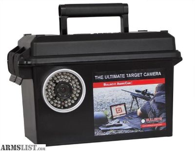 For Sale: Bullseye AmmoCam Sight-In Edition. Target Camera System.