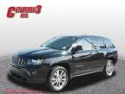 2016 Jeep Compass Black, 24K miles