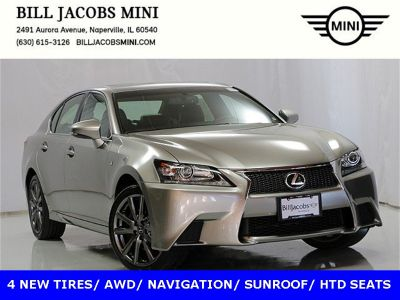 2015 Lexus GS 350 Base (Nebula Gray Pearl)