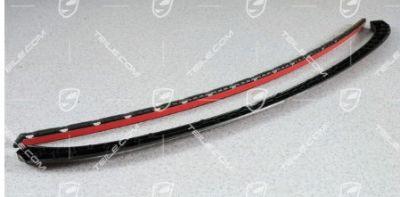 WTB 997 GT3 FRONT BUMPER UPPER GRILL VENT PLASTIC