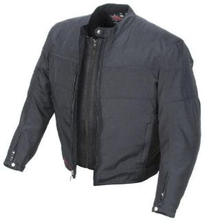 Sell Power Trip Jet Black II Motorcycle Jacket Black Gray Size Small motorcycle in South Houston, Texas, US, for US $116.99