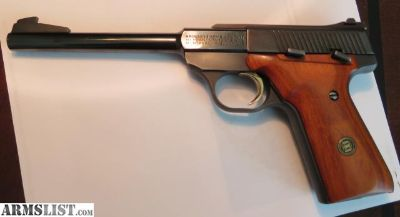 For Sale/Trade: Browning Challenger II 22 LR Pistol