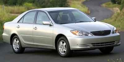2002 Toyota Camry LE V6 (Silver)