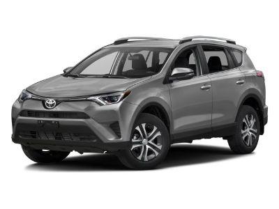 2016 Toyota RAV4 LE (Gray)