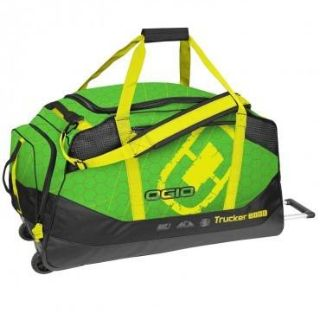 Find New Ogio Trucker 8800 Wheeled Green Hive Motocross Motorcycle Gear Luggage Bag motorcycle in Ashton, Illinois, US, for US $149.90