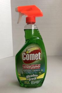 New Comet Multi Surface Spray Cleaner